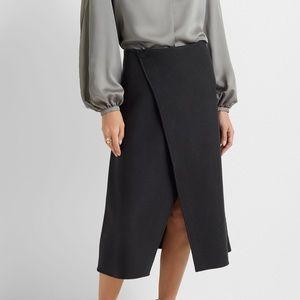 NWOT Club Monaco A-Line Cutaway Skirt